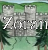 cover for zoran chronicles fantasy novel